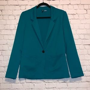 Divided by H&M Turquoise Blazer
